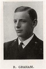 Photograph courtesy of https://dulwichcollege1914-18.co.uk/fallen/graham-r/