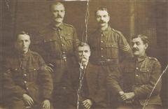 Albert Cheetham is bottom right on this photograph.