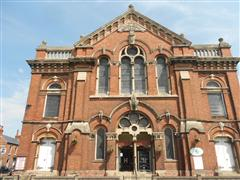 Photo showing Grove Street Methodist Church, Retford