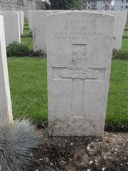 Buried in Dueville Communal Cemetery Extension - Italy