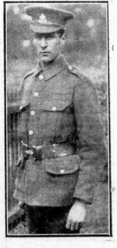 Photo of Herbert Grant first published in the Retford Times 07/05/15