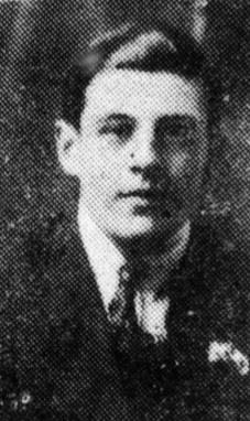 This photo was first published in the Retford Times on 15th November 1918 following the death of Albert William Cooper (referred to as William in the newspaper article )