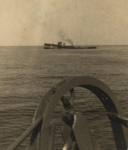 Photograph of HMS Attack, 30 December 1917.  Source: Commons.wikimedia. org (HMSO has declared that the expiry of Crown Copyrights applies worldwide)