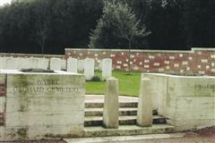 Wailly Orchard Cemetery near Arras.