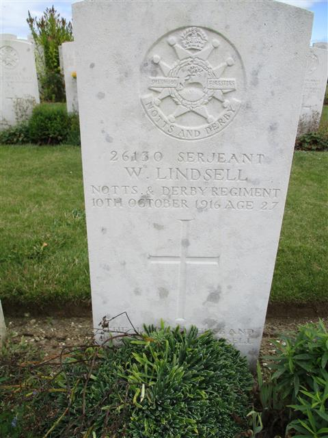 Buried in Mill Road Cemetery.