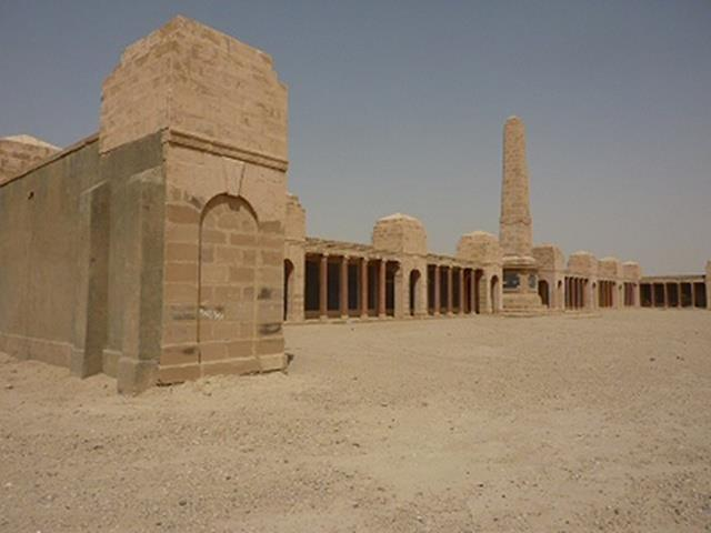 The Basra Memorial in Iraq commemorates 40,682 Empire personnel who died during the Mesopotamian Campaign, from the Autumn of 1914 to the end of August 1921, and whose graves are not known. The memorial was designed by Edward Prioleau Warren and was unveiled by Gilbert Clayton on 27 March 1929.