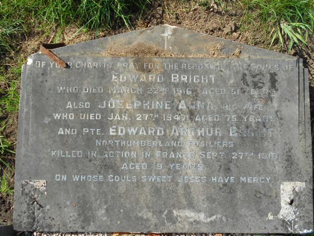 Edward Arthur Bright