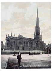 Holy Trinity Church Nottingham