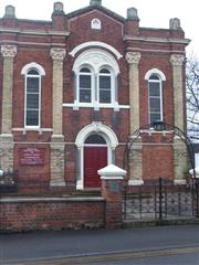 Photo shows Misterton Methodist Chapel , photo provided courtesy of the Misterton and West Stockwith History Group
