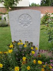 "Buried in Faubourg d""Amiens Cemetery"